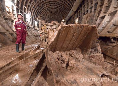 СПб начал строительство долгожданных станций метро